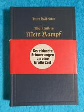 Kurt HALBRITTER - Hitler Hitlers MEIN KAMPF - Bärmeier & Nickel 1968 - SATIRE