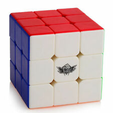 Cyclone Boys Magic Cube ABS Ultra-smooth Professional Speed Rubik's 3X3X3 Puzzle