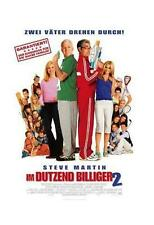 IM DUTZEND BILLIGER 2 FILMPOSTER CHEAPER BY THE DOZEN