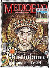 MEDIOEVO NOVEMBRE 2000 - GIUSTINIANO - USO DEL COLORE - PALAZZI DEL PRINCIPE
