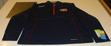 Montreal Canadiens Hockey Reebok Center Ice Baselayer 1/4 Zip Top Pullover XXL
