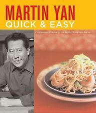 Martin Yan Quick and Easy  Cookbook by Martin Yan