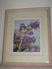 The Canterbury Bell Fairy Cicely Mary Barker Framed Reprint 15x12