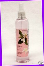 1 Bath & Body Works Pleasures NIGHT-BLOOMING JASMINE Mist Splash Body Spray HTF