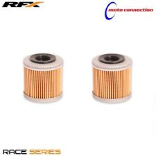 RFX ENGINE OIL FILTER PACK OF 2 for HONDA CRF150 CRF250 CRF450 04-16 FXOF1000