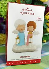 Hallmark Mary's Angels ornament Let it Shine Sound 2015
