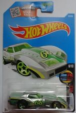 2016 Hot Wheels HW MILD TO WILD 8/10 '76 Greenwood Corvette 63/250 (Zamac)