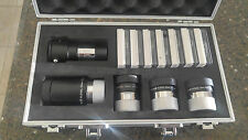 ZHUMELL Telescope 1.25 Inch Eyepiece&Filter Kit, 2X Barlow, 4 PLOSSL, 6 FILTERS!