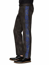 DIESEL BLACK GOLD PLACK TROUSERS SIZE 48 (M) 100% AUTHENTIC