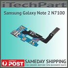 Genuine Samsung Galaxy Note 2 II N7100 Dock Charging Port Flex Cable Replacement