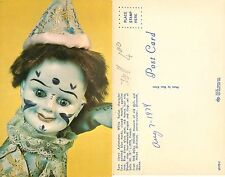 USA Rare clown Automaton THE DOLL HOUSE Ellsworth, Maine (I-L 075)