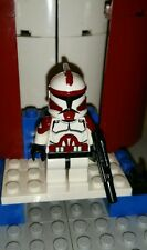 Lego Star Wars Custom Commander Fox Clone Wars Trooper