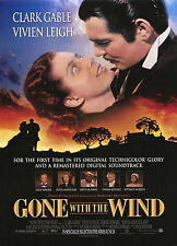 Gone With The Wind Ver I Movie Poster 14X20