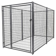 Lucky Dog Modual Kennel Welded Wire kit - 10'L x 5'W x 6'H  NEW