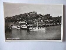 Cartolina Koblenz onore larga pietra