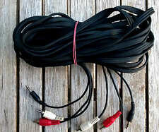 Kabel Verbindungskabel BOSE Lifestyle Music Klinke cinch Subwoofer * Acoustimass