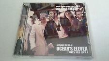 """ORIGINAL SOUNDTRACK """"OCEAN'S ELEVEN"""" CD 21 TRACKS DAVID HOLMES BSO OST"""