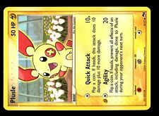 PROMO POKEMON POP Serie 1 N° 13/17 PLUSLE