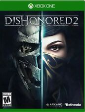 Dishonored 2: -Disc Only- (Microsoft Xbox One, 2016)