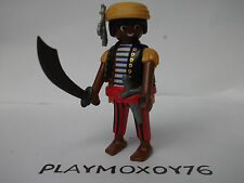 PLAYMOBIL PIRATES. TIENDA PLAYMOXOY76. FIGURA DE PIRATA.