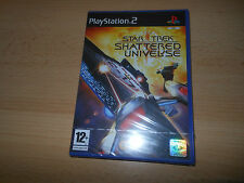 Playstation Ps2 game - star trek shattered universe. SEALED