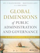 GLOBAL DIMENSIONS OF PUBLIC ADMINISTRATION AND GOVERNANCE - NEW PAPERBACK BOOK