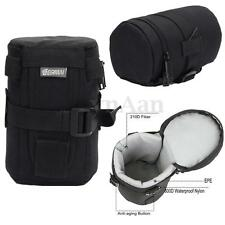 EMB-L2040 Waterproof Camera Lens Case Protector Pouch Bag For Nikon SONY Camera
