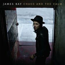 JAMES BAY CHAOS AND THE CALM CD ALBUM (March 23rd 2015)
