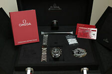New Omega Speedmaster Professional 311.30.42.30.01.005 with Box & Papers