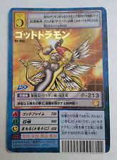 Goddramon - BO-905 - G - Mega - Japanese Digimon Card