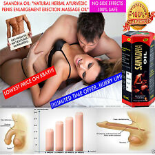 15 PACKS OF Ayurvedic Sandha Sandhha SANDA OIL FOR ORGAN P E N I S MASSAGE