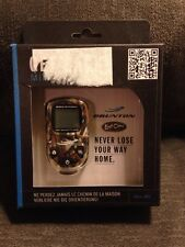 Brunton GET-BACK Mini GPS - Find Your Way Anywhere CAMO Color
