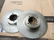 Mg Mgb and gt front brake discs uk made quality discs