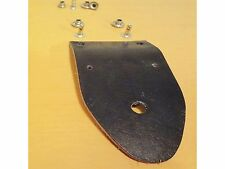 Replacement Guitar Strap Ends for Ace Straps - one side - side with bar