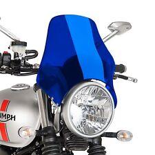 Windschild Puig Naked BL Suzuki SV 650 03-08 Cockpitscheibe
