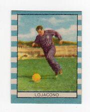 figurina CALCIATORI STELLA 1959 LOJACONO