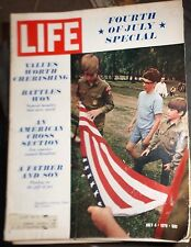 LIFE Magazine July 4, 1970 Fourth of July Special