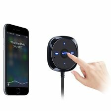 Bluetooth V3 Wireless Audio Receiver Adapter Handsfree Car Kit USB Charger AUX
