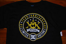 NEW Men's DC Shoe Company x Wu Tang Clan 20th Anniversary T-Shirt (XX-Large)