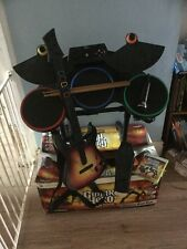 Guitar Hero World Tour Complete Band Game Xbox 360 Boxed