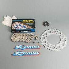 R1 Renthal Chain And Silver Sprocket Kit LTZ 400 40T 03-08 Quad ATV
