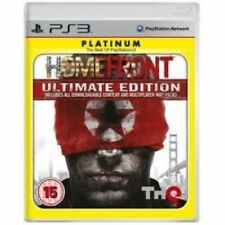 HOMEFRONT ULTIMATE EDITION for PS3 - Complete & Original for Playstation 3
