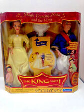 """The King and I"" Magic Dancing Anna and the King Doll Set"