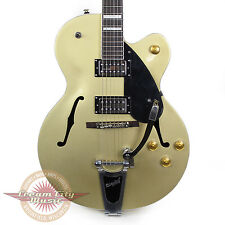Brand New Gretsch G2420T Streamliner Hollow Body with Bigsby in Golddust