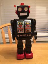 Repro Mr. D Cell Robot - RARE Black And Red Christmas Edition