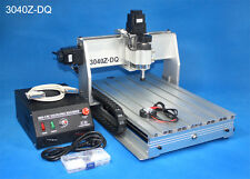 3 Axis 3040Z-DQ CNC Router Desktop Milling Engraver Engraving Machine Kit 220V
