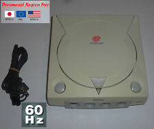 Console Sega Dreamcast Jap Region Free (Jap,Pal,Us) Start-up original or Devkit