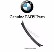 BMW E46 323i 328i 323Ci Covering - Windshield Wiper Motor cowl lower seal