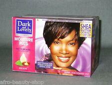 DARK & LOVELY Relaxer  ( Super ) Moisture Plus - Glättungscreme für Haare