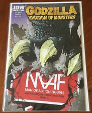 Godzilla Kingdom Of Monsters #1 - MOAF Variant - Comic Book - From IDW Comics